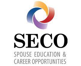 Spouse education & career opportunities logo