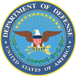 United States of America, Department of Defense emblem