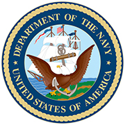 United States of America, Department of the Navy emblem