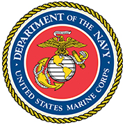 United States Marine Corps, Department of the Navy emblem