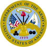 United States of America, Department of the Army emblem