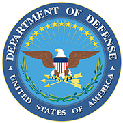 United States of American, Depatment of Defense emblem