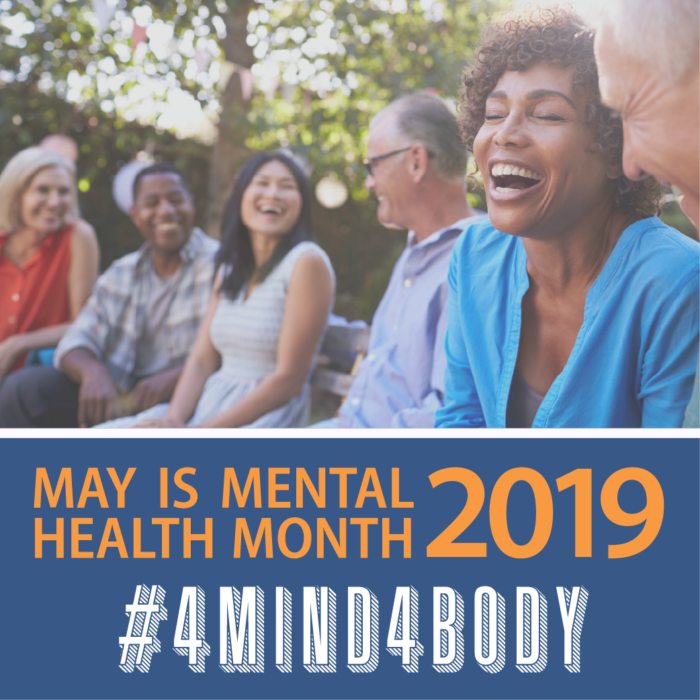 Mental Health Awareness Image 2019