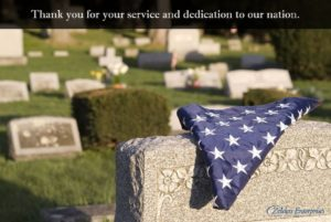Memorial Day, Thank you for your service