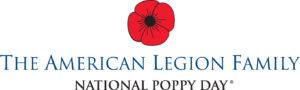 American Legion National Poppy Day Logo